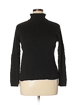 First Issue by Liz Claiborne Turtleneck Sweater Size XL