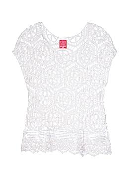 Ella Moss Short Sleeve Top Size 8/10