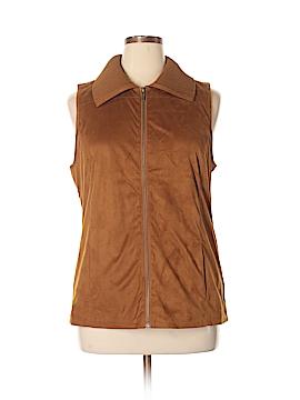 Liz Claiborne Vest Size XL