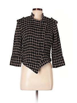 RACHEL Rachel Roy Silk Blazer Size 8