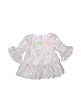 Pippa & Julie Long Sleeve Blouse Size 9 mo