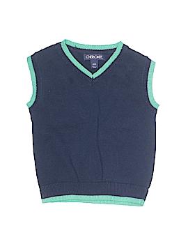 Cherokee Sweater Vest Size 18 mo