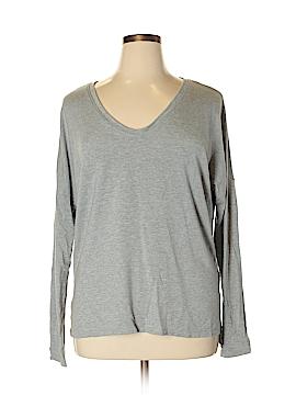 Zella Long Sleeve T-Shirt Size L