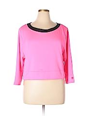 Sophie Theallet for LIVI Active Women Sweatshirt Size 20 (Plus)