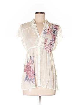FANG Short Sleeve Top Size M