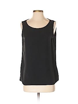 Liz Claiborne Collection Sleeveless Silk Top Size 4