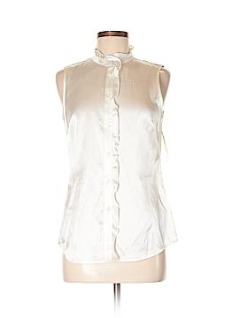 Pendleton Sleeveless Silk Top Size 6