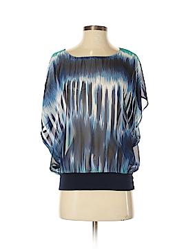 Bobeau Short Sleeve Blouse Size XS