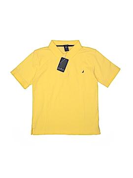 Nautica Short Sleeve Polo Size 6