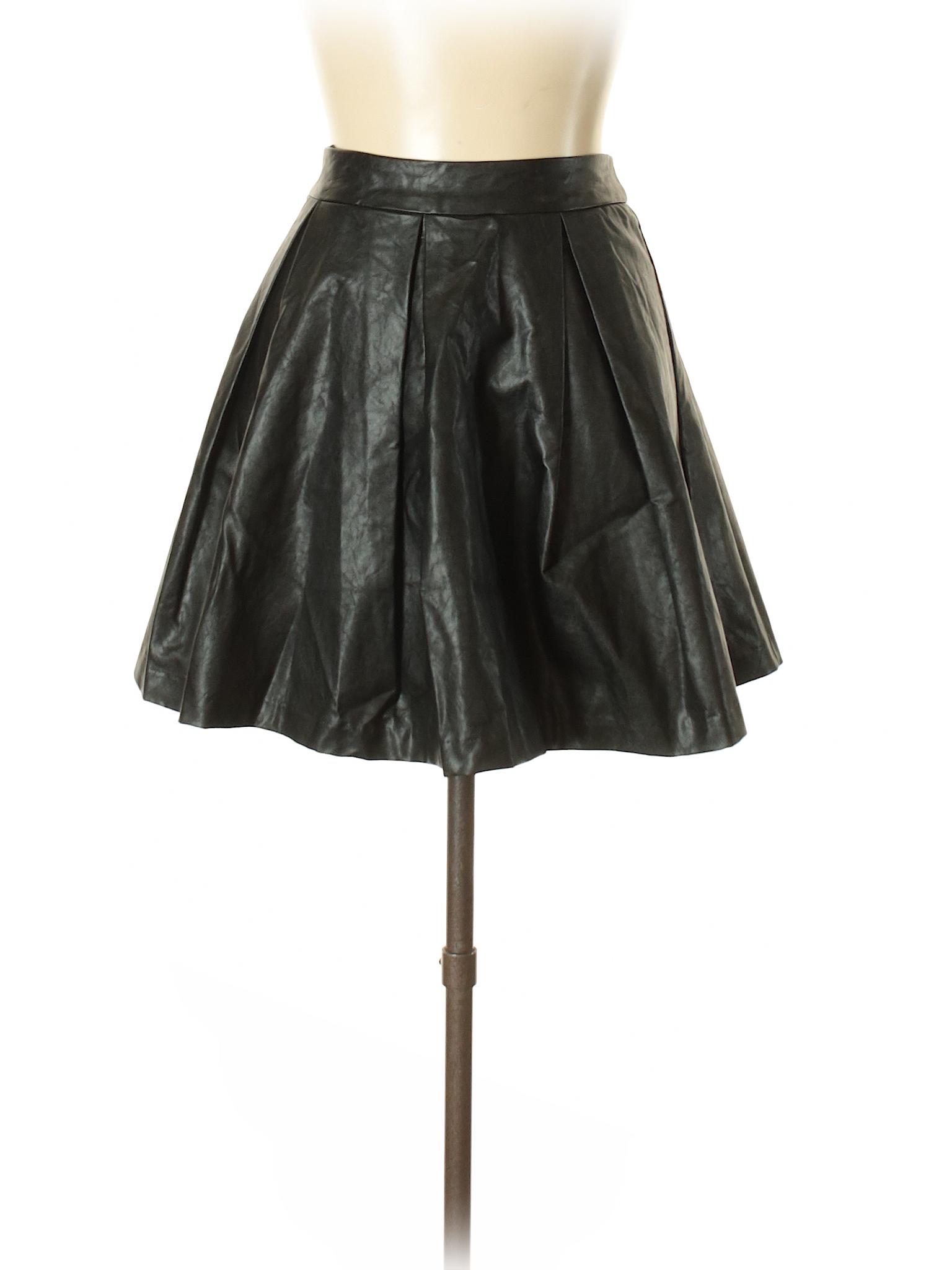 Leather Skirt Boutique Boutique Faux Leather Skirt Faux RqHXqx