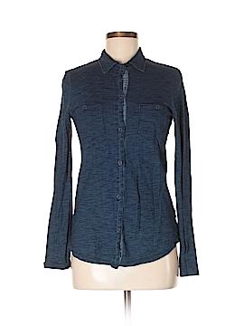 Splendid Long Sleeve Button-Down Shirt Size XS