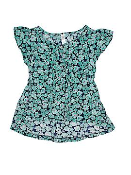 Cherokee Short Sleeve Blouse Size 7 - 8