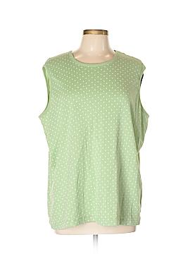 Blair Sleeveless T-Shirt Size XL