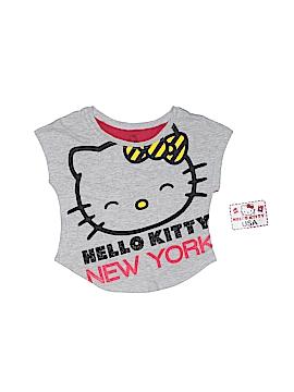 Hello Kitty Short Sleeve T-Shirt Size 4