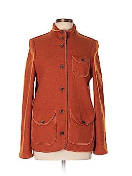J. Peterman Wool Coat Size 10