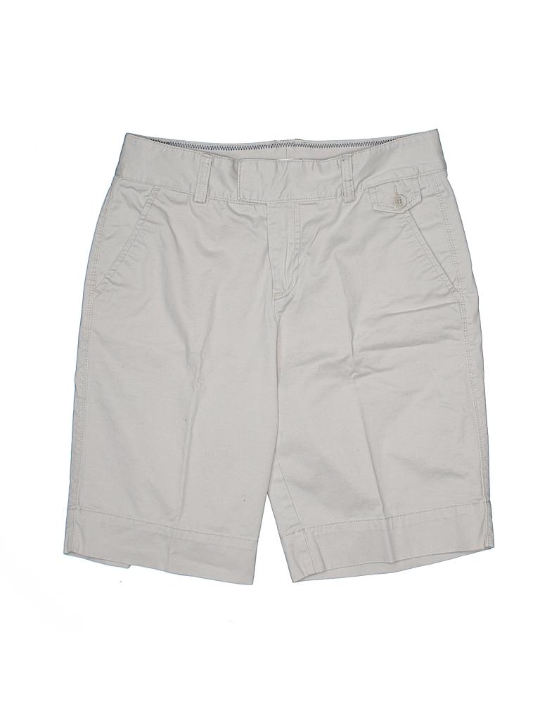 Dockers Women Khaki Shorts Size 4