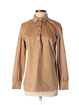 Salvatore Ferragamo Long Sleeve Button-Down Shirt Size 40 (IT)