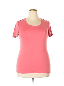 Nicole Miller Short Sleeve T-Shirt Size XL