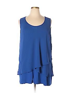 Catherines Sleeveless Top Size 2X (Plus)