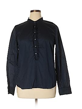J. Crew Long Sleeve Blouse Size XL