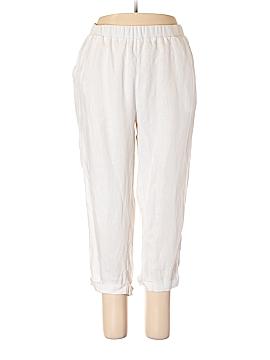 For Cynthia Linen Pants Size 1X (Plus)
