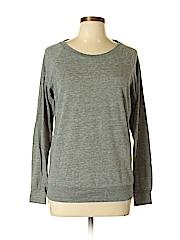 ALTERNATIVE Women Sweatshirt Size L
