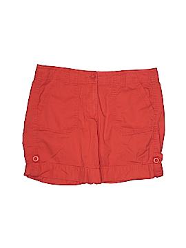 M&S Khaki Shorts Size 10