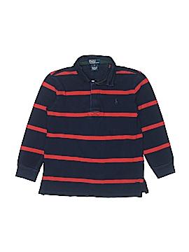 Ralph by Ralph Lauren Long Sleeve Polo Size 6