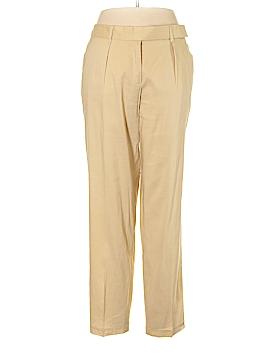 Max Studio Linen Pants Size 14