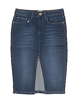 River Island Denim Skirt Size 6