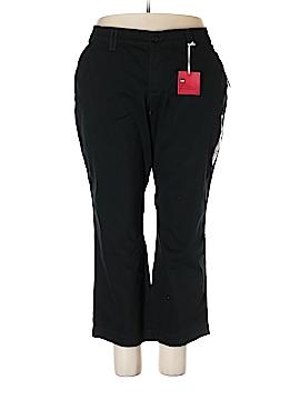 Lee Casual Pants Size 24W Petite (Plus)