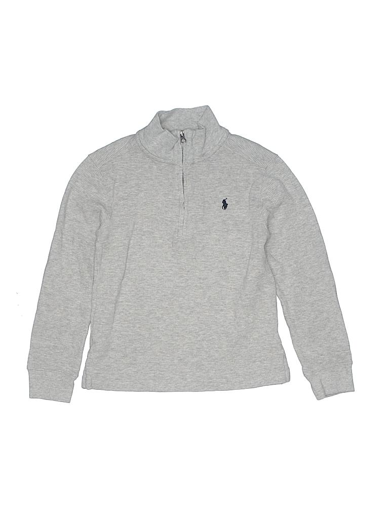 Pin it Polo by Ralph Lauren Boys Sweatshirt Size 7