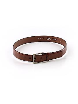 G.H. Bass & Co. Leather Belt 32 Waist