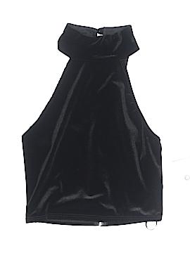 B. Darlin Sleeveless Blouse Size 1