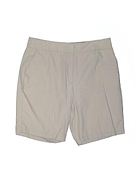 Basic Editions Khaki Shorts Size 12