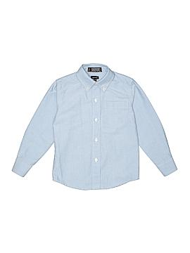 Claiborne Long Sleeve Button-Down Shirt Size 5