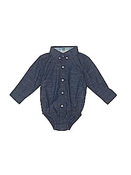 Baby! Long Sleeve Onesie Size 12-18 mo