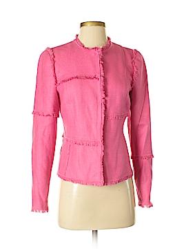 Worth New York Silk Blazer Size 2