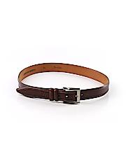 Johnston & Murphy Women Leather Belt 34 Waist