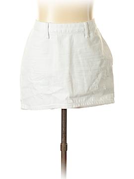 Onex Denim Skirt Size 25 (Plus)