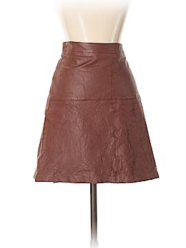 Sanctuary Faux Leather Skirt Size 4