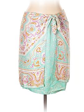 J. McLaughlin Silk Skirt Size 10
