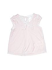 H&M L.O.G.G. Girls Short Sleeve Blouse Size 2 - 3