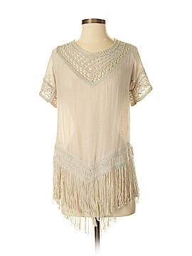 Trendology Short Sleeve Blouse Size XS