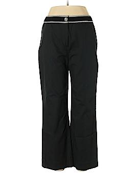 St. John Sport Casual Pants Size 14
