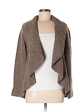 Chaudry Wool Cardigan Size M