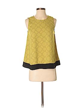 RACHEL Rachel Roy Sleeveless Blouse Size S