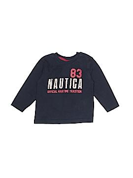 Nautica 3/4 Sleeve T-Shirt Size 18 mo