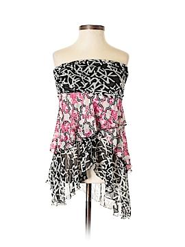 Diane von Furstenberg Sleeveless Silk Top Size S