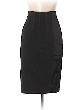 Karen Millen Wool Skirt Size Lg (4)